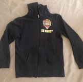 Ed Hardy boys zipped hoodie size 8-12 in Westmont, Illinois