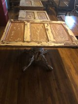 UNIQUE and AMAZING solid wood rustic table in Fort Bliss, Texas