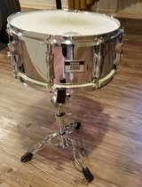 Yamaha Snare Steel 246 with stand in Naperville, Illinois
