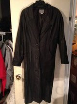 "Beautiful Paris Sport Club Full Length Womens genuine Leather Coat 48"" in Dover, Tennessee"