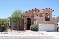 Just Reduced! Beautiful & Spacious Westside Home! in Fort Bliss, Texas