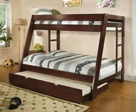 New! Twin and Full BunkBed Hardwood FREE DELIVERY in Camp Pendleton, California