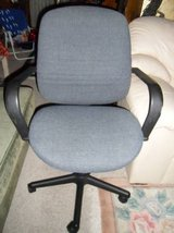 Adjustable Office Chair with wheels in Camp Pendleton, California