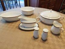 Lenox Kristy Debut Collection: 7-piece setting for 8, serving bowls in Glendale Heights, Illinois