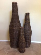Wicker Vases in Phoenix, Arizona