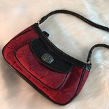 New in Bag - Red and Black purse in Cary, North Carolina