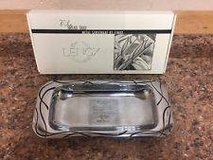 Lenox Metal Ware Bread Tray - Vibe pattern in Cary, North Carolina