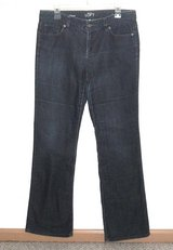 Ann Taylor LOFT Original Boot Cut Denim Blue Jeans Womens 10 Stretch in Chicago, Illinois