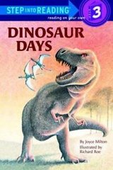 New Dinosaur Days (step into reading) by Milton, Joyce in Fort Belvoir, Virginia