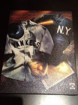 NY Yankees Cooperstown Collection 13.5 x 10.5 wall hanging on canvas in Quantico, Virginia