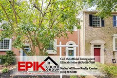 4 Bedroom Townhouse in nearby Columbia in Fort Meade, Maryland