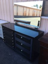 Black Mengle Furniture Company Lowboy Dresser (no Mirror) - Delivery Av in Fort Lewis, Washington