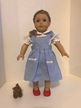 AMERICAN GIRL SIZE DOROTHY WIZARD OF OZ OUTFIT in Morris, Illinois