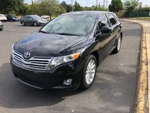 2012 Toyota Venza XLE, Black w/ leather, Panoramic sunroof in Camp Pendleton, California