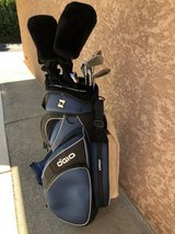 Golf Club Set with Bag in Vacaville, California