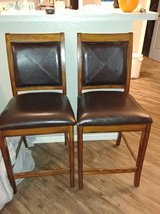 2 bar stools with back in Phoenix, Arizona