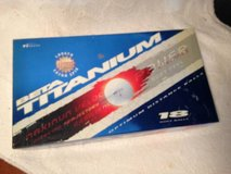 NEW SEALED 18 6 sleeves Beta Titanium Golf Balls in Dover, Tennessee