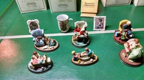 Rockwell and Treasured Memories Figurines in Joliet, Illinois