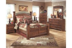 Signature Design  3 PC BEDROOM SET in Honolulu, Hawaii