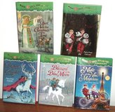 Lot of 5 Magic Tree House Books Hard Cover w Dust Jacket #s 29 35 36 44 48 in Shorewood, Illinois