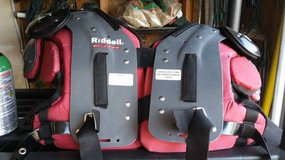 Riddell EVX45 Football Shoulder Pads in Plainfield, Illinois