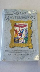 Marvel Masterworks Vol. 10 Amazing Spiderman Hardcover book in Shorewood, Illinois
