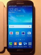 samsung galaxy s4 sph-l720t - 16gb - black mist smartphone in Yucca Valley, California
