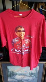 Tony Stewart Autographed T Shirt in Morris, Illinois