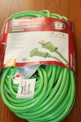 New Husky 100ft Indoor / Outdoor Extension Cord in Kingwood, Texas