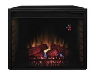 ClassicFlame 28EF023SRA Electric Fireplace with Mesh Screen Front in New Lenox, Illinois