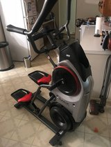 bowflex max trainer m5, used 5 times only. Lake Charles in Fort Polk, Louisiana