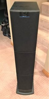 (2) KEF Q70 Series SP3180 Tower Speakers - Black - HIGH QUALITY in Chicago, Illinois