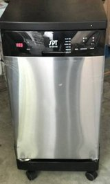 "SPT 18"" Portable Dishwasher - Brusied & Reduced - New! in Oswego, Illinois"