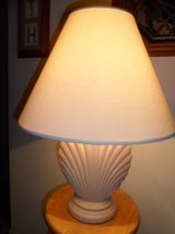 Seashell Table Lamps - two for $15 in Vista, California