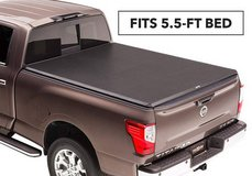 "Nissan Titan 2016-19 Truck Bed Cover For 5' 6""  Bed - New! in Shorewood, Illinois"