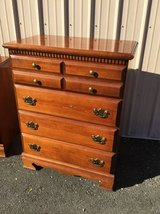 Very Nice Mid-Century Modern Highboy Dresser - Delivery Available in Fort Lewis, Washington