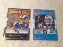 Donruss 2016 Gridiron Kings Todd Gurley Cam Newton # / 250 Lot in Dover, Tennessee