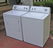 Washer and Dryer Set By Whirlpool in Warner Robins, Georgia