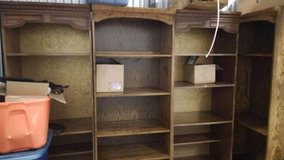 2 shelving units in Schaumburg, Illinois