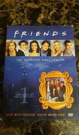 Friends DVDs - Complete Seasons 1-7 in Cary, North Carolina