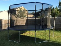 Trampoline in Fort Drum, New York