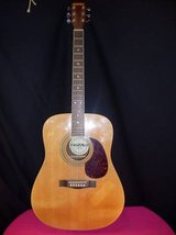 FIRST ACT Acoustic Guitar MG411 in Fort Campbell, Kentucky