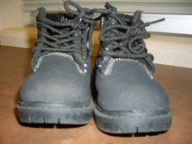 OUTBOUND TRADING CO. Toddler Black Waterproof Hiking/Work Boots Size7M in Fort Campbell, Kentucky