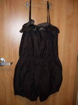 Jamie Nicole Black Romper Size 3X in Fort Campbell, Kentucky