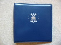 Air Force Academy 2.5 inch padded 3-ring binder in Fort Carson, Colorado