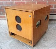 Classic Cases Wood ATA Rack Fight Case with Wheels Studio PA System in Plainfield, Illinois