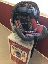 Girls Infant carseat with base in Kingwood, Texas