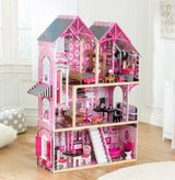 Baby  house KidKraft- Bella Dollhouse Mansion Toy Furniture in Westmont, Illinois