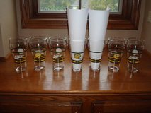 """""""7"""" Coca-Cola NFL Football Glass Green Bay Packers - MINT Condition! in Brookfield, Wisconsin"""