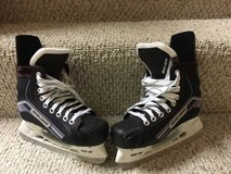 Hockey skates in Aurora, Illinois